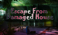 Top10NewGames - Top10 Escape From Damaged House