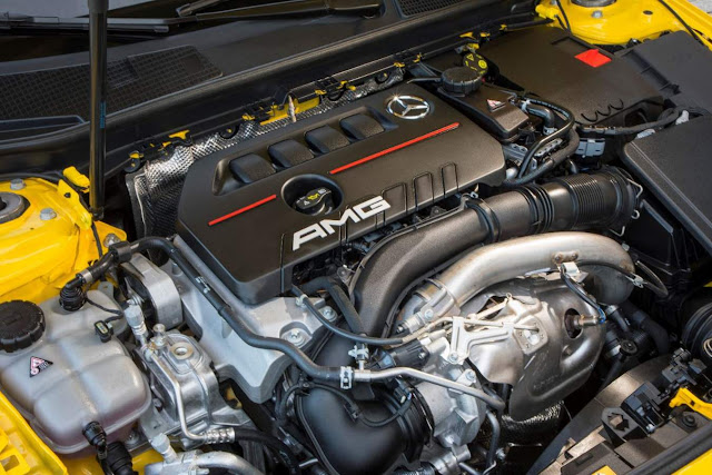 Mercedes-AMG A35 4Matic: preço R$ 280 mil, no Brasil