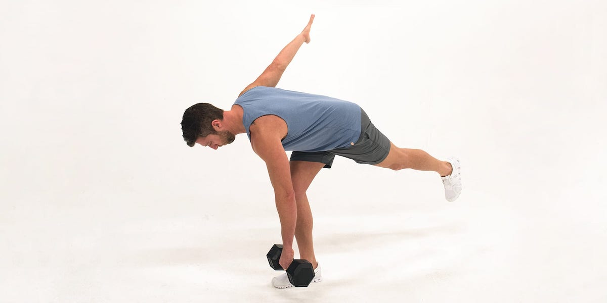 How to Do the Single-Leg Deadlift