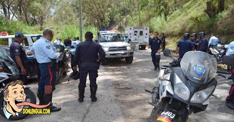 Chavista quemó viva a su pareja en los Valles del Tuy
