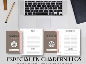 Especial De Aniversario En Cuadernillos Para Imprimir