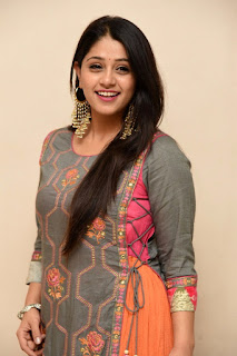 Chandni Bhagwanani at Diksoochi Movie Trailer Release