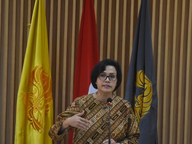 Wejangan Menteri Keuangan untuk Direktur Jenderal Pajak yang Baru