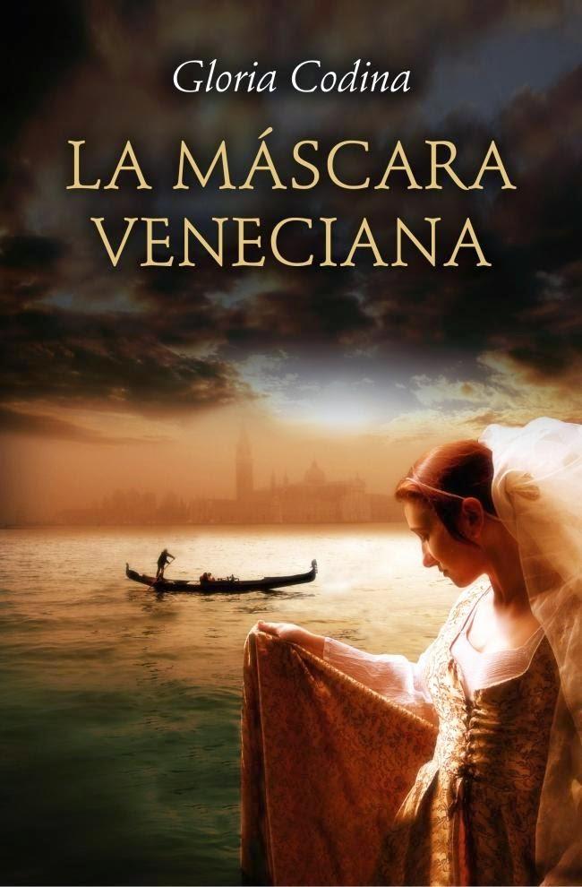 reseña_la máscara veneciana_gloria codina_círculo de lectores