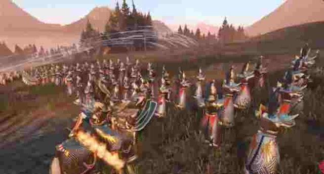 total war warhammer Game Kerajaan Offline pc