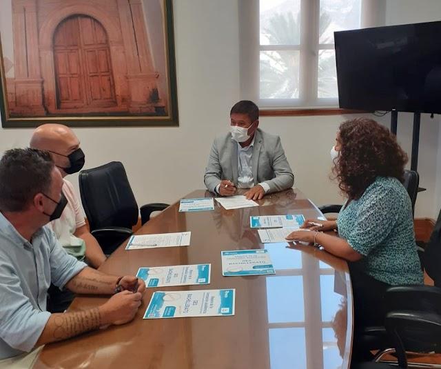 Fuerteventura.- Pájara colabora con Radio ECCA para proporcionar a la ciudadanía la titulación oficial de ESO y Bachillerato