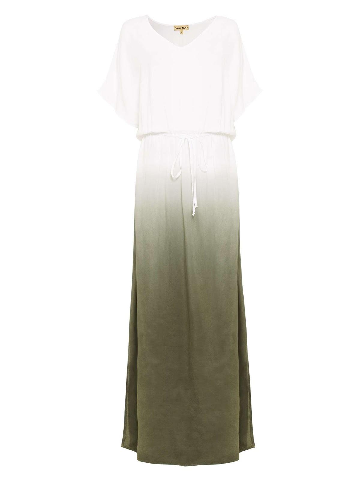 Phase Eight Dip Dye Maxi Dress