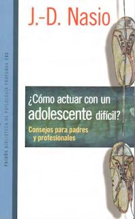 Problemas de adolescencia en la relación adultos e hijos