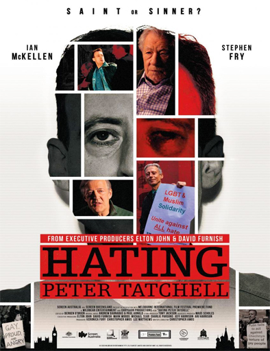 El odioso Peter Tatchell