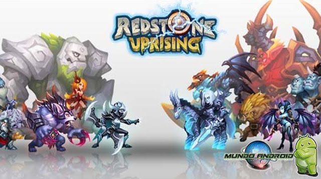 Redstone Uprising - Hero Clash
