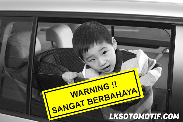 bahaya power windows bagi anak - anak