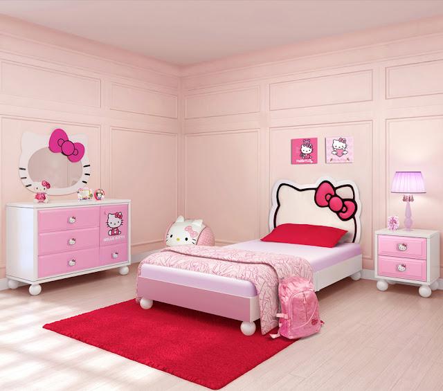 Chọn giường ngủ cho phòng bé yêu