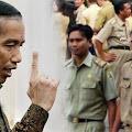 Jokowi Menyetujui, Gaji PNS TNI dan Polri Bakal Dipotong 2,5 Persen Mulai Januari 2021