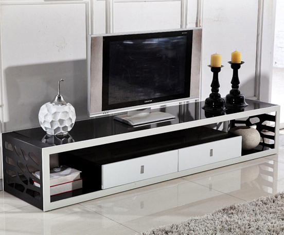 Kumpulan Desain Meja dan Rak TV Minimalis Terbaru Yang Elegan 009
