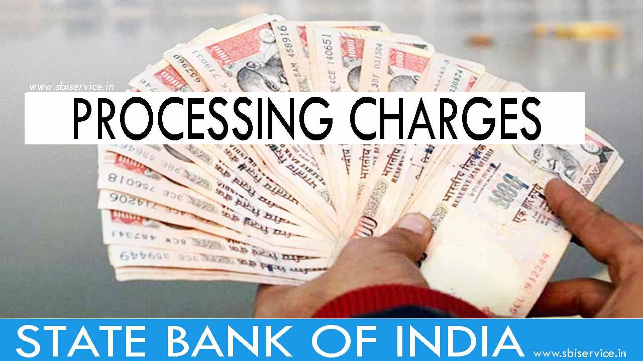 Sbi Home Loan Processing Fee | Flisol Home