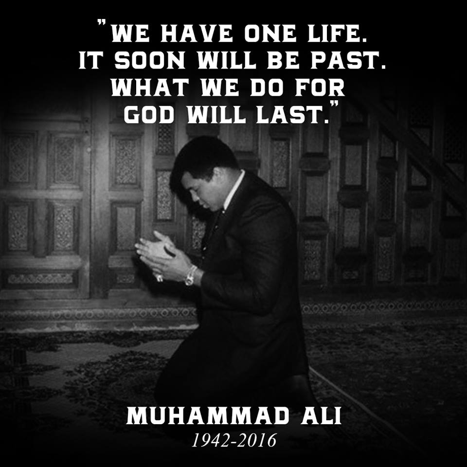 Brother Ali Quotes: Together We Rise!: R.I.P. Muhammad Ali