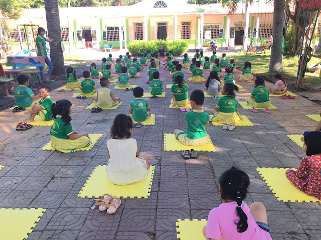 Trường mầm non Hướng Dương Sóc Trăng - Tiện ích Vạn Phát Avenue
