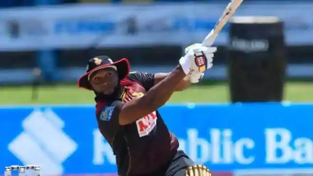 1st T20: हैट्रिक लेने वाले धनंजय के एक ओवर में पोलार्ड ने जड़े छह छक्के