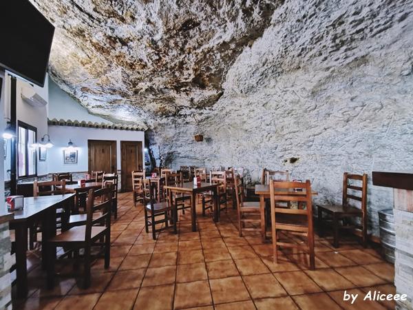 restaurant-pestera-Setenil-de-las-Bodegas-Andalusia-experiente-obiective