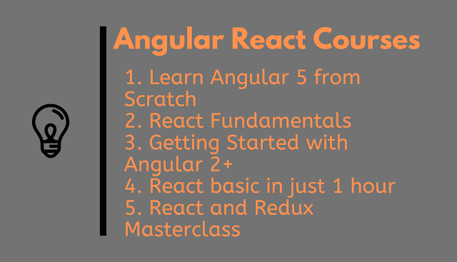 10 Free Angular and React Courses for Web Developers