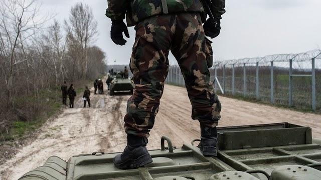 Húsznál több határsértőt fogtak el Battonya külterületén
