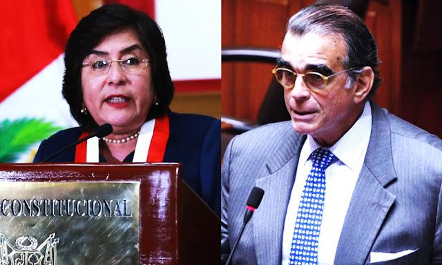 Tribunal Constitucional declara infundada demanda competencial contra la disolución del Congreso de la República