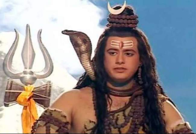 Actor became popular by playing the character of Shiva