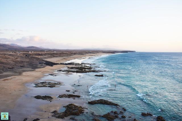 Playas en El Cotillo, Fuerteventura