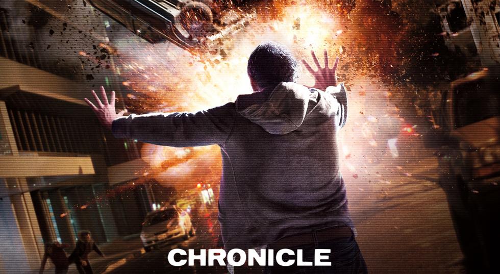 Sức Mạnh Vô Hình - Chronicle (2012)