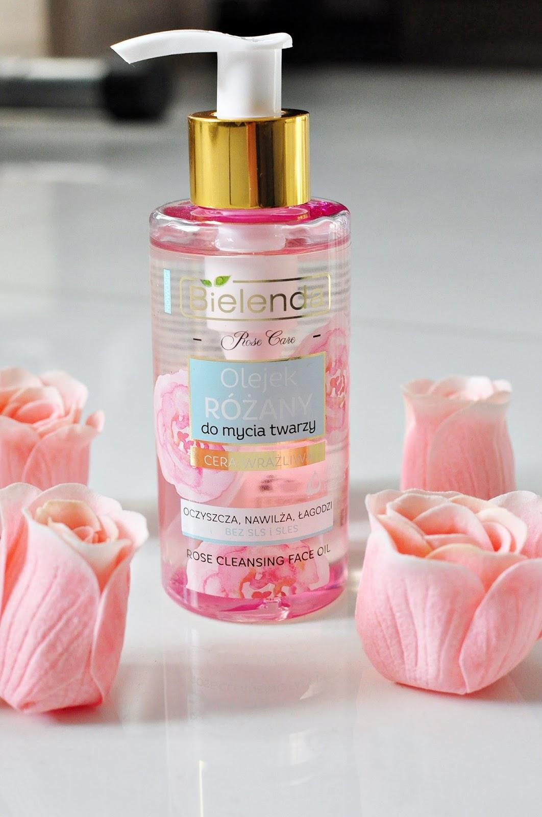 olejek-różany