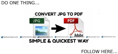 JPG To PDF: By This Method Given Here You Can Easily Convert JPG Files To PDF