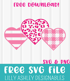 free heart svg