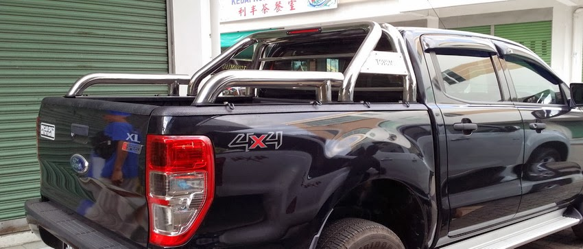 Jrj 4x4 Accessories Sdn Bhd Ford Ranger T6 Roll Bar