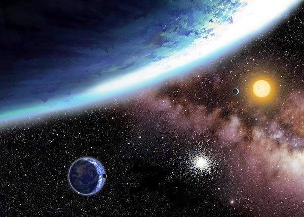 Nuevas Tierras son descubiertas