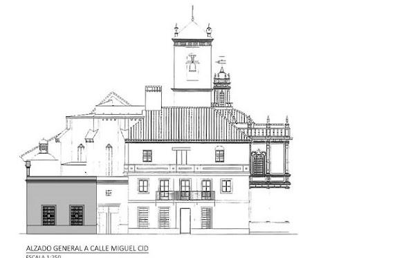 Las Siete Palabras de Sevilla proyecta una nueva casa hermandad