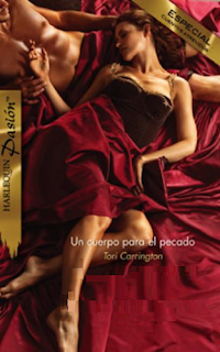 Tori Carrington - Un Cuerpo Para El Pecado