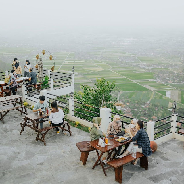 Lokasi dan Harga Menu Lesung Cafe and Resto Jogja