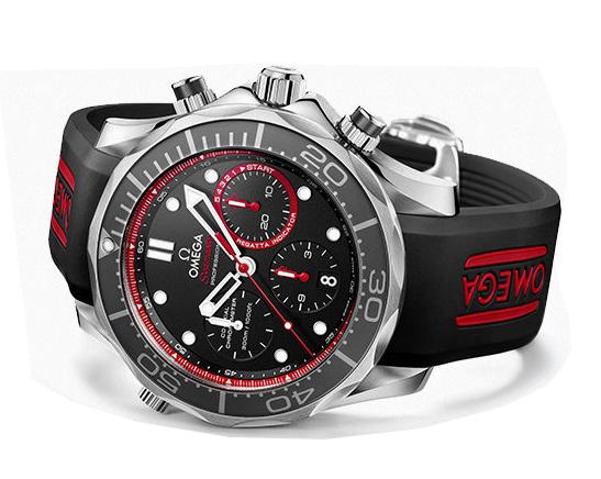 Omega Seamaster 300m Diver Etnz Limited Edition Time