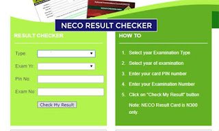 How To Check Your NECO Result 2021/2022