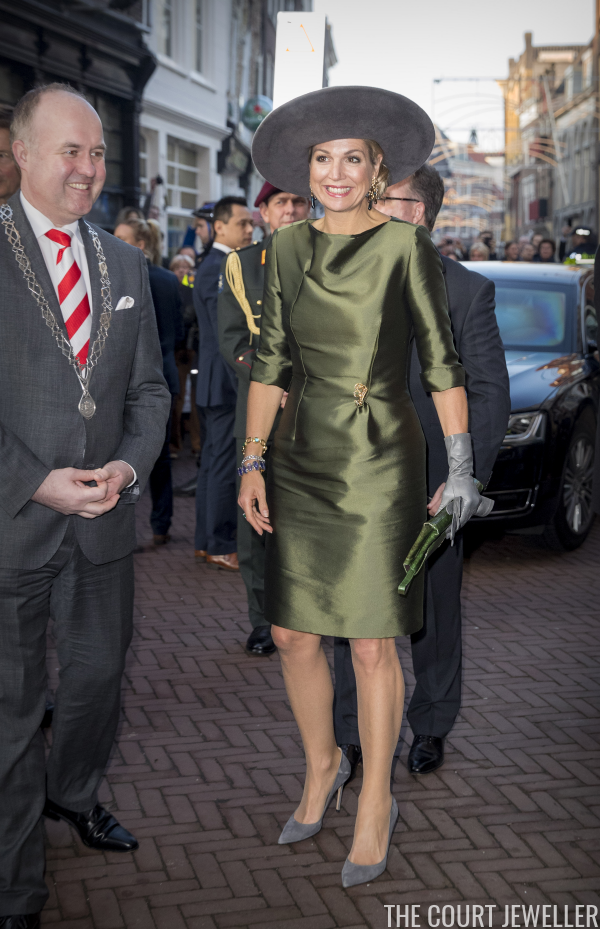 Maxima Glitters In Royal Paradise The Court Jeweller