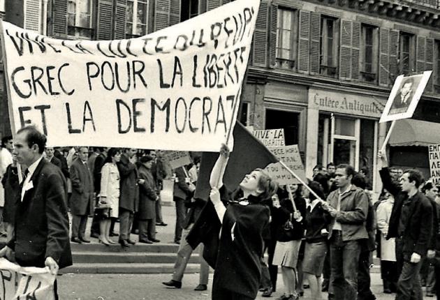 Πράσινοι: Μάης του '68, η εξέγερση που συγκλόνισε τον κόσμο