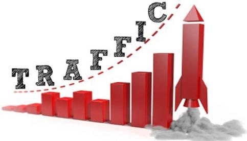Cara Meningkatkan Traffic Blog Dengan Cepat Dengan Bantuan Aplikasi