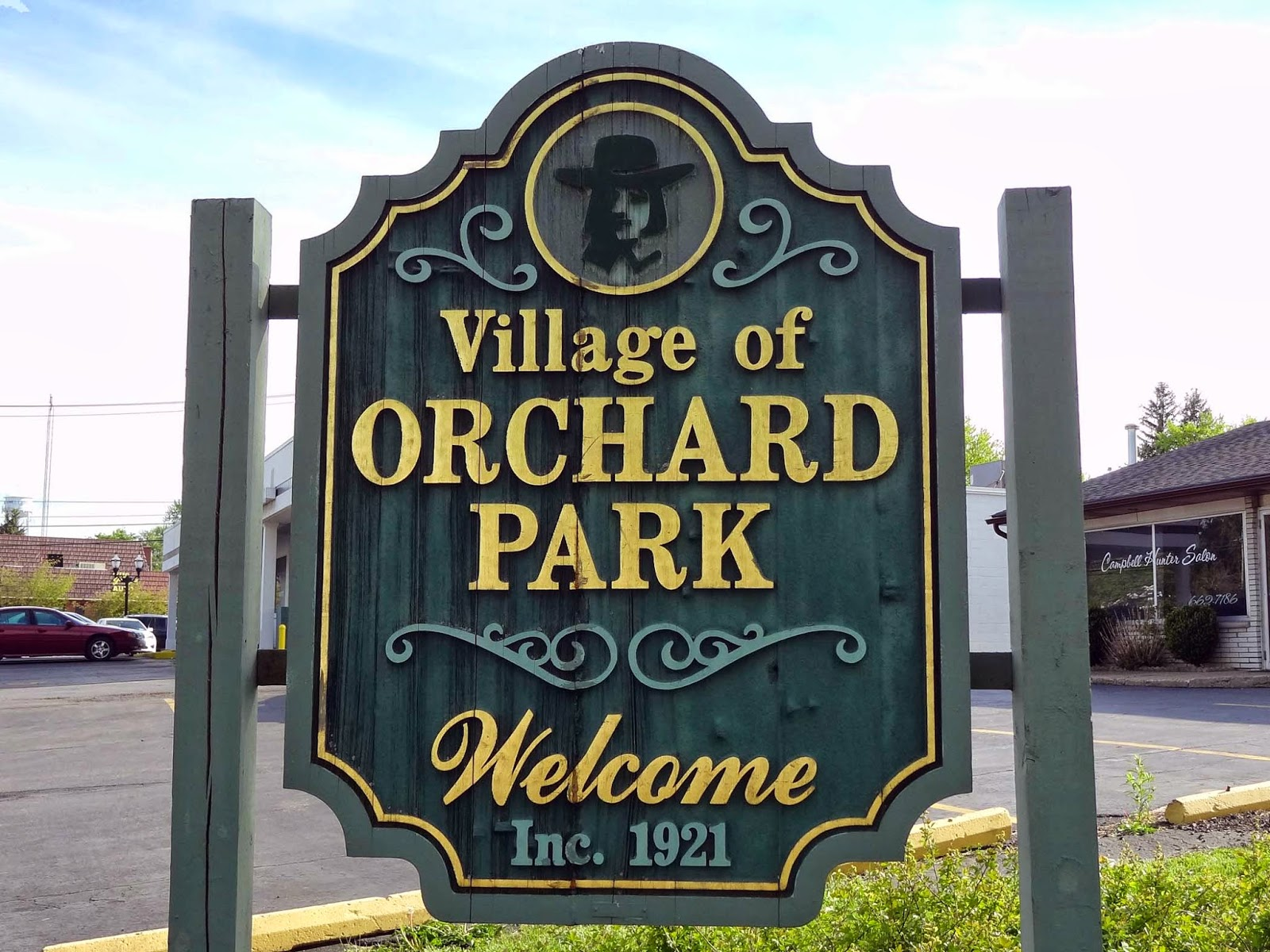 Geographically yours welcome april 2014 for Orchard park