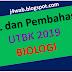 Soal Asli UTBK 2019 Biologi dan Pembahasan