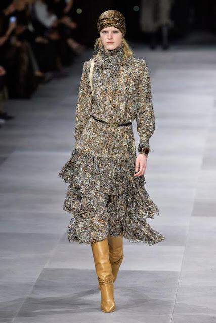 Модное платье весна-лето 2020 31