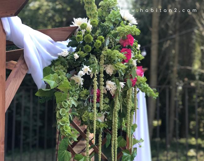 La boda de colores de L & D by Habitan2 Papelería y decoración de eventos | Bodas civiles en León