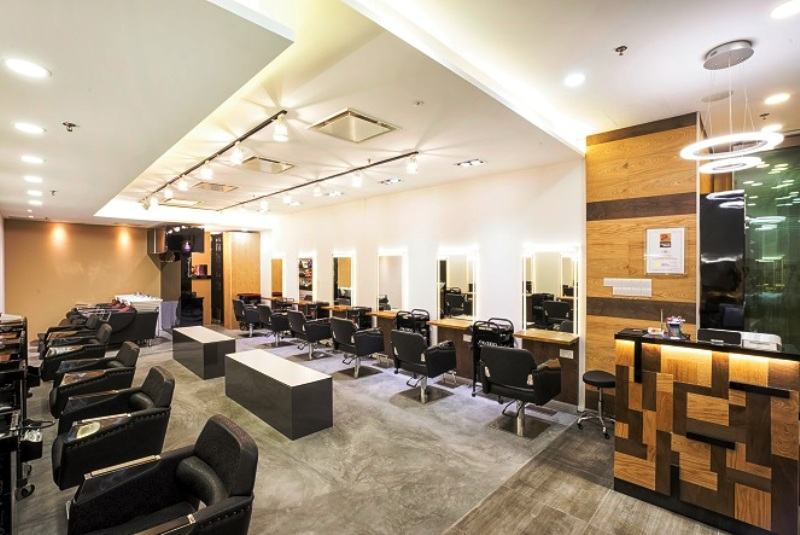 Luxury Haven Award Winning Singapore Lifestyle Blog Hair Salon