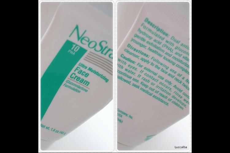 Crema Ultra Moisturizing Face Cream 10 PHA de NeoStrata.