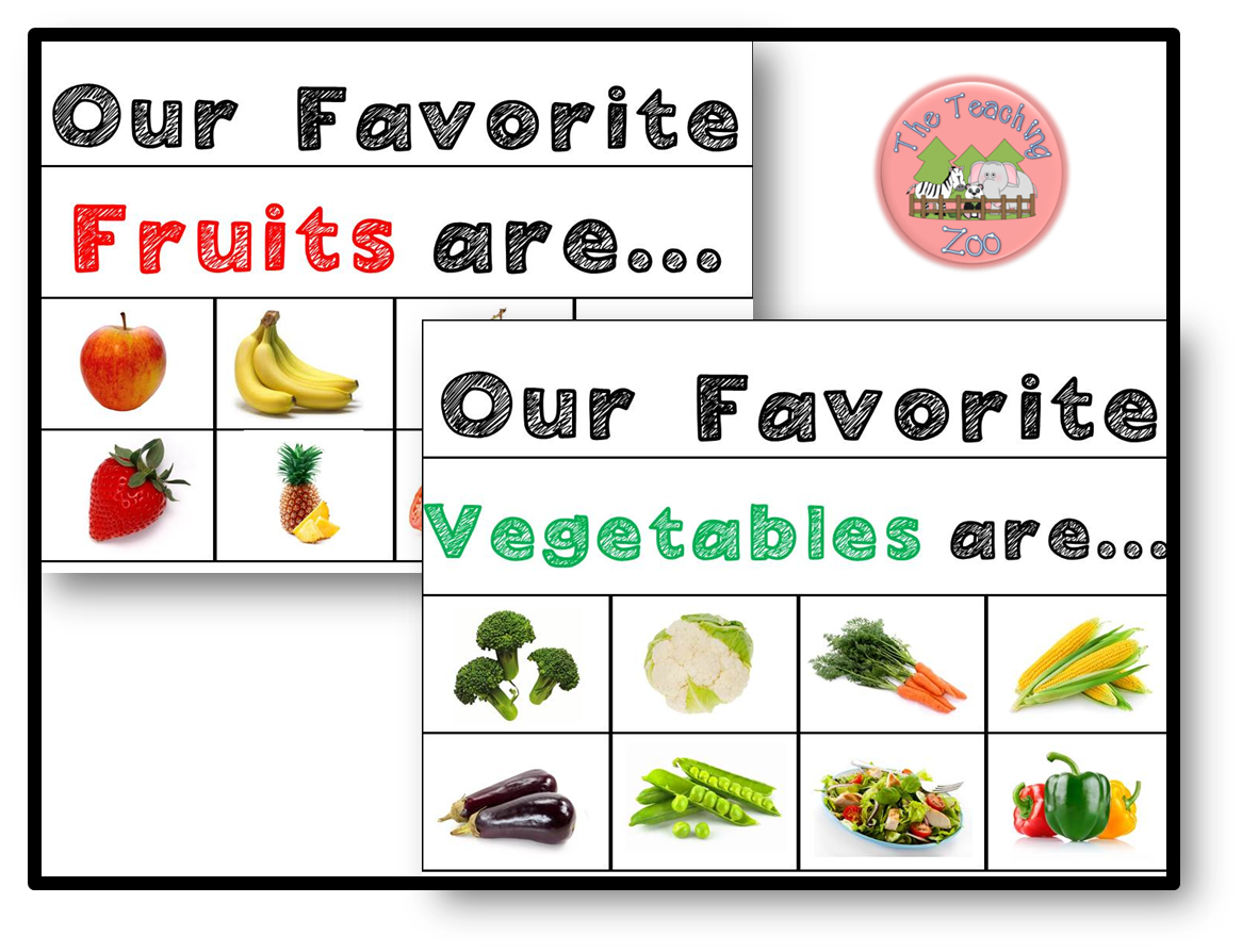 http://www.teacherspayteachers.com/Product/Nutrition-Unit-Food-Sorts-and-Favorites-Graphs-1597057