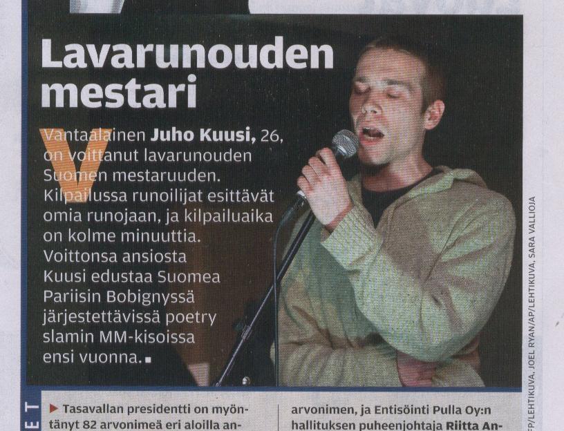 Tanssi Tähtien Kanssa 2012 Voittaja